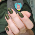 piCture pOlish Mossy (Mossy) (автор - Chechiknails)