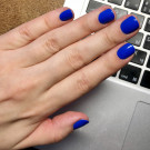 Cirque Colors Rhapsody In Blue (author - olyaaa)