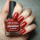 piCture pOlish Christine (author - Olea)