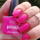 piCture pOlish Pinkie (author - Тусена)