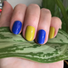 Cirque Colors Rhapsody In Blue (автор - Adelaida)