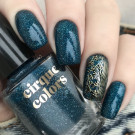 Cirque Colors Dioptase (автор - leoartnails)