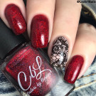 Colors by Llarowe The Mighty Red Baron (автор - leoartnails)