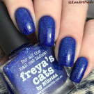 piCture pOlish Freya's Cats (автор - leoartnails)