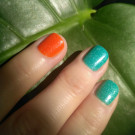 Masura 1039 Апельсиновый Фреш (1039 Orange Fresh) (author - Lana007)