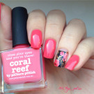 piCture pOlish Coral Reef (Coral Reef) (author - Olga_polza)