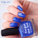 piCture pOlish Forget Me Not (author - Olga_polza)