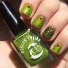 Ginger Polish Young Grass (автор - Envendel)