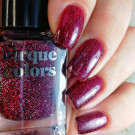 Cirque Colors Garnet (author - NailsBooksManiac)