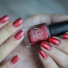 Colors by Llarowe The Mighty Red Baron (original) (автор - NailsBooksManiac)