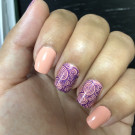 Colors by Llarowe Lilac Petals (автор - Sonvei)