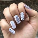 Whats Up Nails Насыщенный пигмент для дизайна Аврора (author - Sonvei)