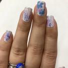Whats Up Nails Блестки для дизайна Аврора (автор - Sonvei)