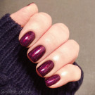 Colors by Llarowe Berries in the Snow (автор - @selfie_polish)