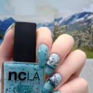 NCLA Blueberry Daydream (author - nail_kmv)