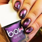 Bow Nail Polish Alpha Omega (автор - Виктория Л.)
