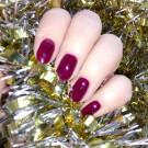 Perfect Chic 447 Glam Granat (автор - Markisa_De)
