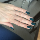Bow Nail Polish Mutation (author - anastasiya)