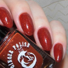Ginger Polish Autumn Leaves (author - ness.nail)