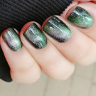 Bow Nail Polish Astral (holo) (автор - flosarin)