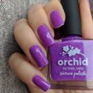 piCture pOlish Orchid (author - Betelgeizet)
