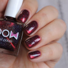 Bow Nail Polish All-seeing Eye (author - volna.tasha)