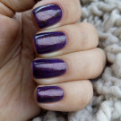 Bow Nail Polish In Flames (author - volna.tasha)