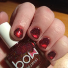 Bow Nail Polish All-seeing Eye (author - Dirty Johnny)
