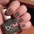 Bow Nail Polish Ashes To Ashes (author - Dirty Johnny)