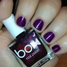 Bow Nail Polish In Flames (author - Dirty Johnny)