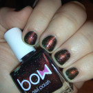 Bow Nail Polish In The End (author - Dirty Johnny)