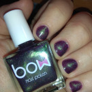 Bow Nail Polish One Step Closer (автор - Dirty Johnny)