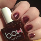 Bow Nail Polish Start The End (автор - Dirty Johnny)