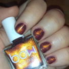 Bow Nail Polish Venus (автор - Dirty Johnny)