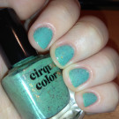 Cirque Colors Magic Turquoise (LE) (author - Dirty Johnny)