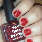 piCture pOlish Holo Berries (автор - Dirty Johnny)