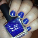 Polish Molish Blue for Boys (author - Dirty Johnny)