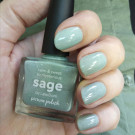 piCture pOlish Sage (author - Alchemist)