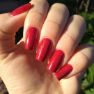 NCLA Red Square (author - ks.nails21)