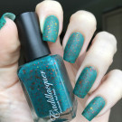 Cadillacquer Forest (author - ksansan_nails)
