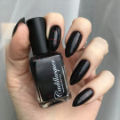 Cadillacquer Darth Vader (author - ksansan_nails)