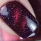 Bow Nail Polish All-seeing Eye (author - liliy_manicure)