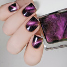 Bow Nail Polish Doomsday (author - ginger_fyyf)