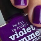 piCture pOlish Violet Femme (автор - Lintra)