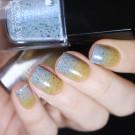KOROLEVA Crushed Marble (author - xlight_nails)