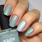 piCture pOlish Sage (Sage) (author - fatabuona_30)