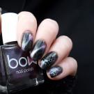 Bow Nail Polish Gravity (holo) (автор - alena_skazka)