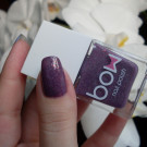 Bow Nail Polish Turn Back Time (author - Любава)