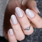 Masura 1233 Cinnamon Latte (author - Nails and Cats)