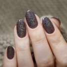 Masura 1290 Кофейный Ликер (1290 Coffee Liqueur) (author - Nails and Cats)